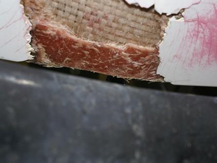 fiberglass laminate failures